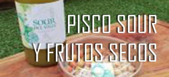 Pisco Sour y Frutos Secos